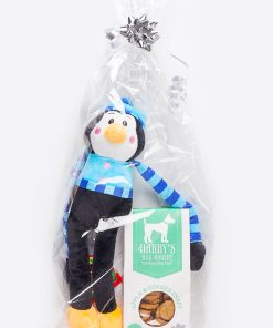APPLE & GINGER SNAPS CHRISTMAS GIFT BAG