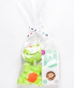 APPLE & GINGER SNAPS GIFT BAG