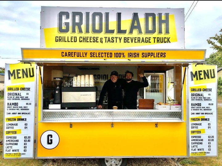Griolladh Food Truck